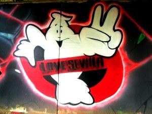 Graffiti in Sevilla