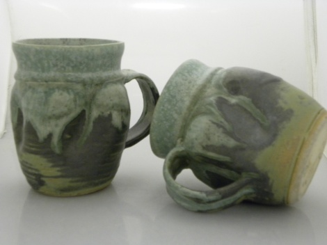 Some of my pottery