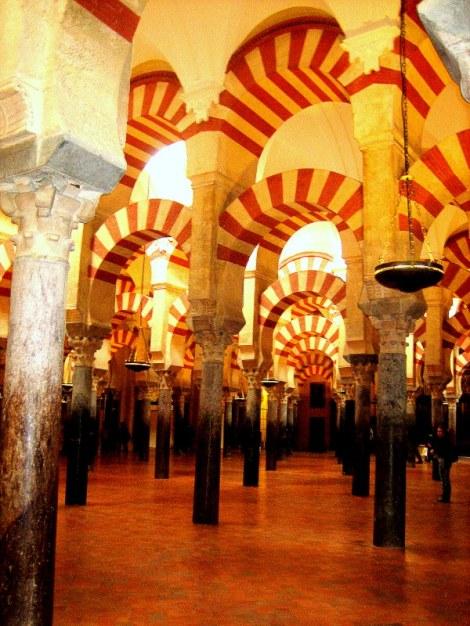La Mezquita - Cordoba, Spain