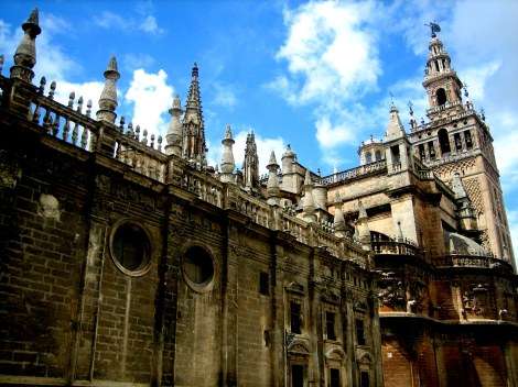 Cathedral - Sevilla, Spain