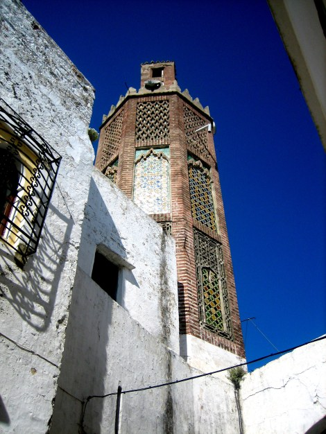 Mosque - Tangier. Morocco
