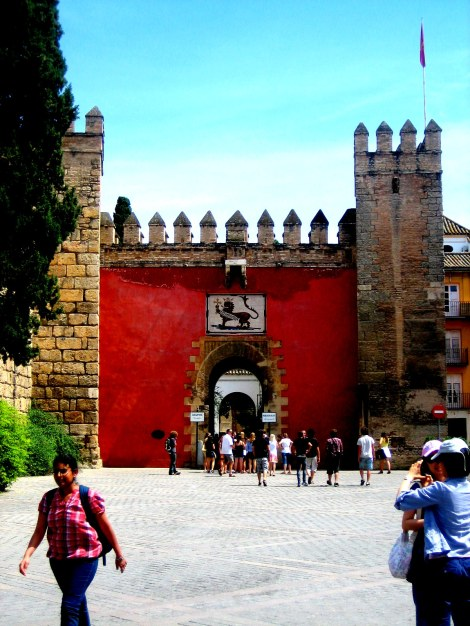 Alcazer - Sevilla, Spain