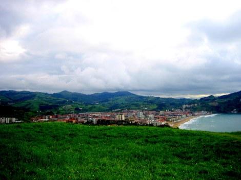 Zarautz, Spain in País Vasco