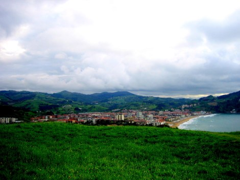 Zarautz, Spain in País Vasco
