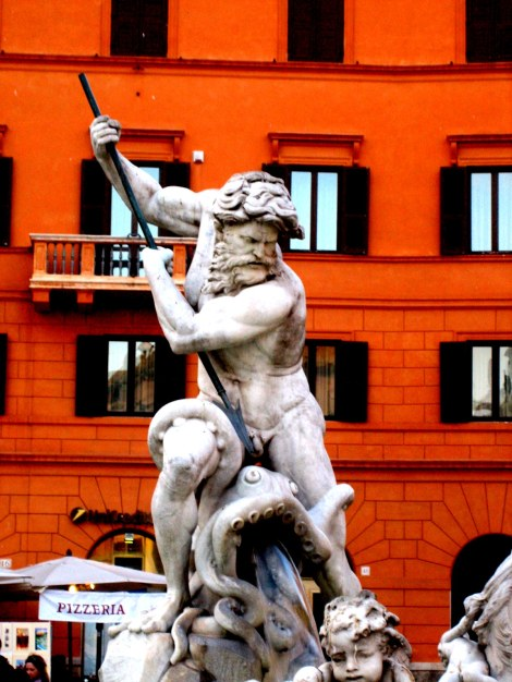 Fontana de Nettuno (Fountain of Neptune)