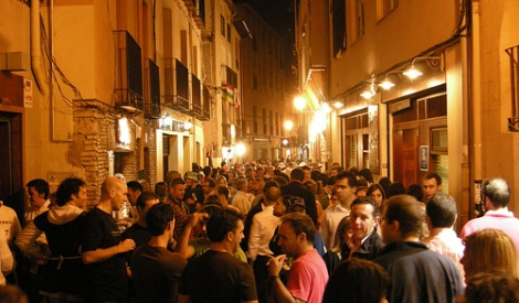 Pinchos on Calle Laurel (Source)