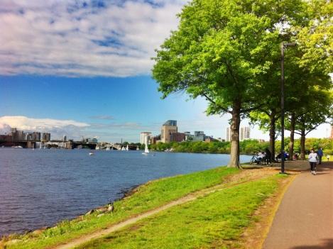 Charles River Esplanade