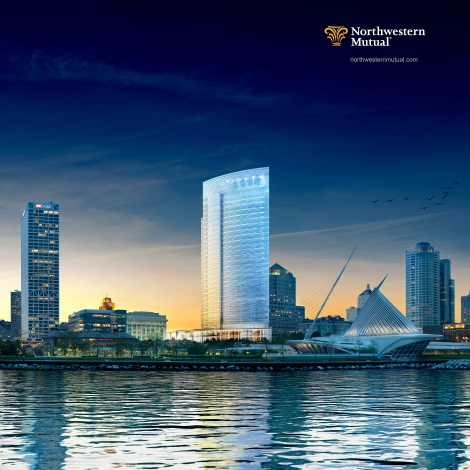 Future Milwaukee Skyline (Source)